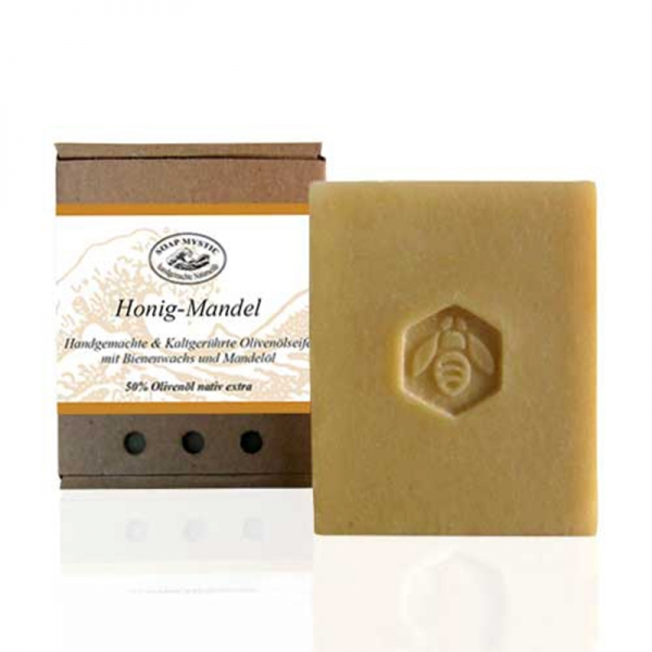 Honey & Almond Natural Soap