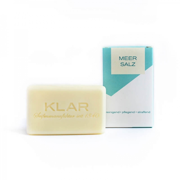 Klar's Sea Salt Soap