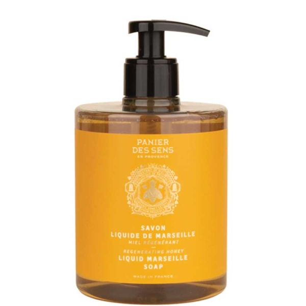 Liquid Soap from Marseille with Honey Extracts 500ml