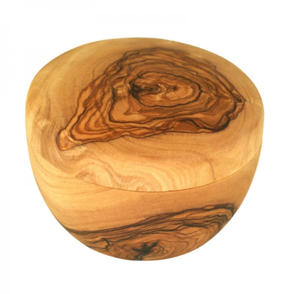 Shaving Bowl Olive Wood