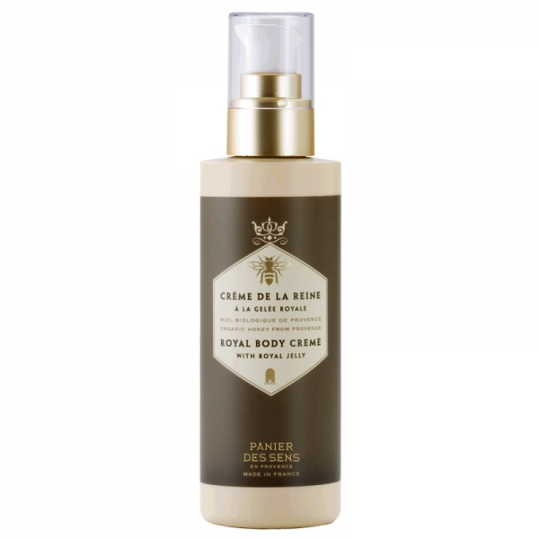Panier des Sens Organic-Honey Body Cream with Royal Jelly 200ml