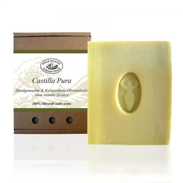 Natural Soap Castilla Pura