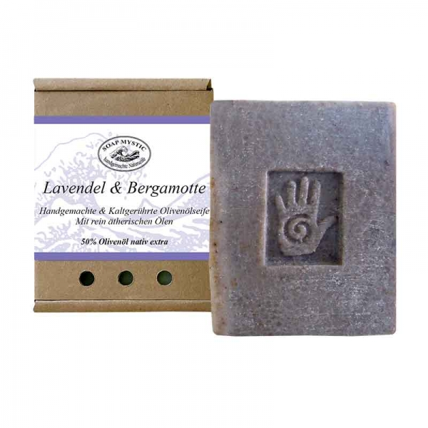 Natural Soap Lavender & Bergamot