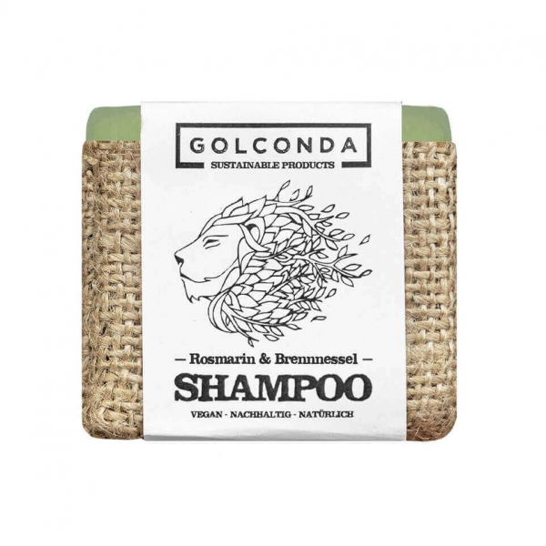 Golconda Hair Soap Rosemary Nettle