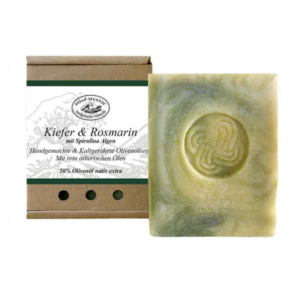 Natural Soap Pine & Rosmary