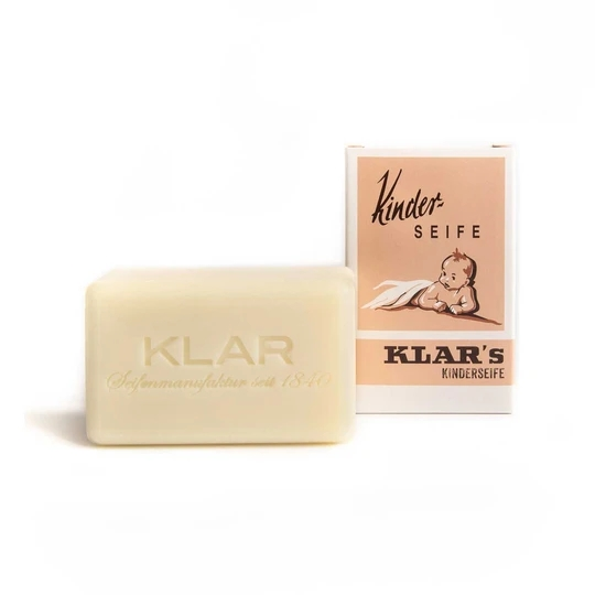 Klar's Children's Soap