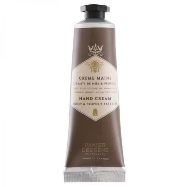 Paniers des Sens Hand Cream with Honey and Propolis 30ml