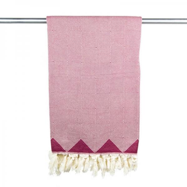 Hammam Towel Kestane berry
