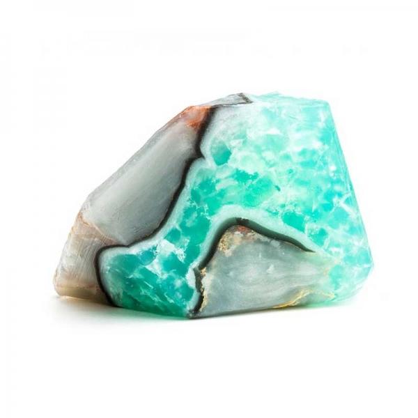 Aqua Geode SoapRock
