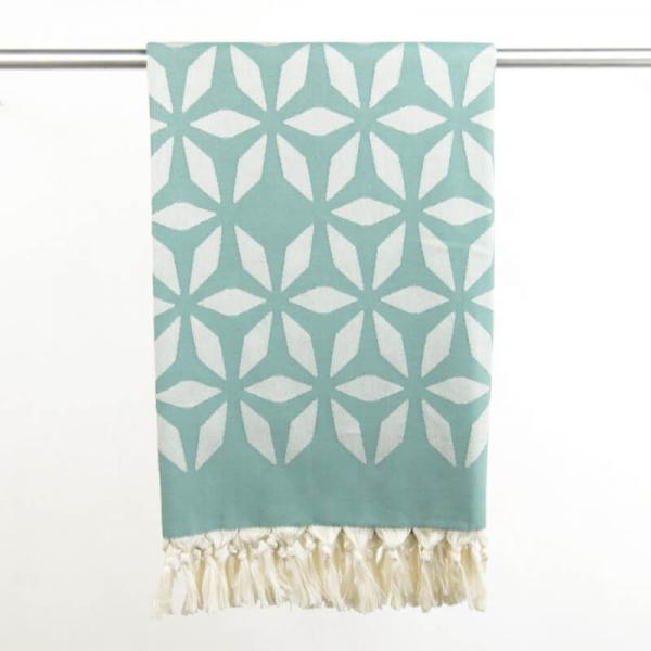Hammam Towel Defne jade