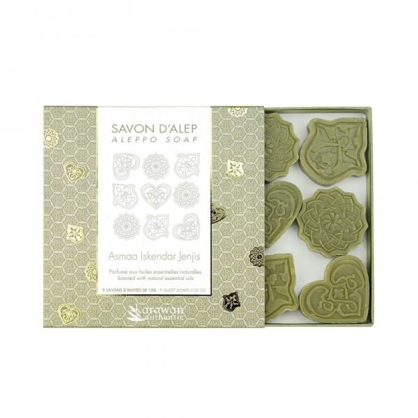 Aleppo Guest Soaps Mixed Gift Set