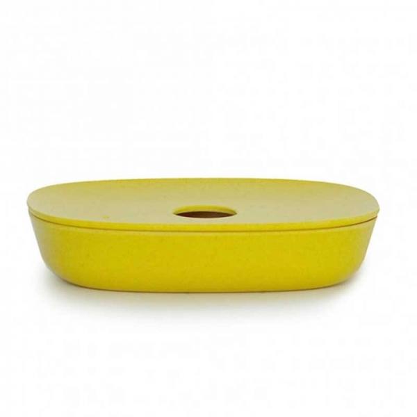Soap Dish EKOBO Yellow