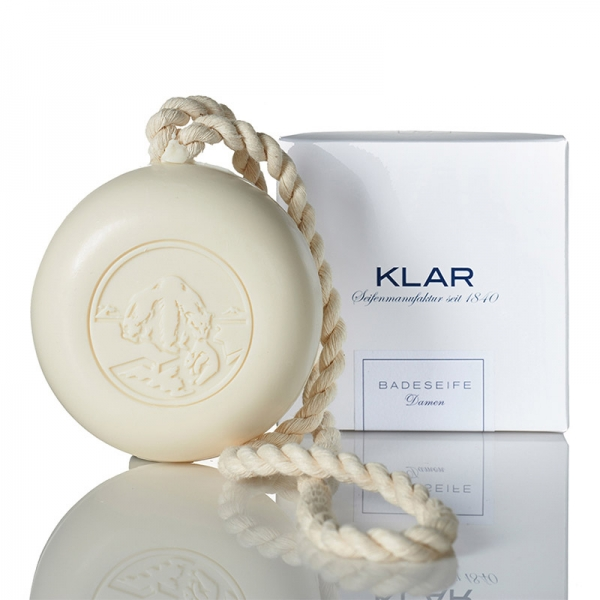 Klar's Ladies Soap on a Rope
