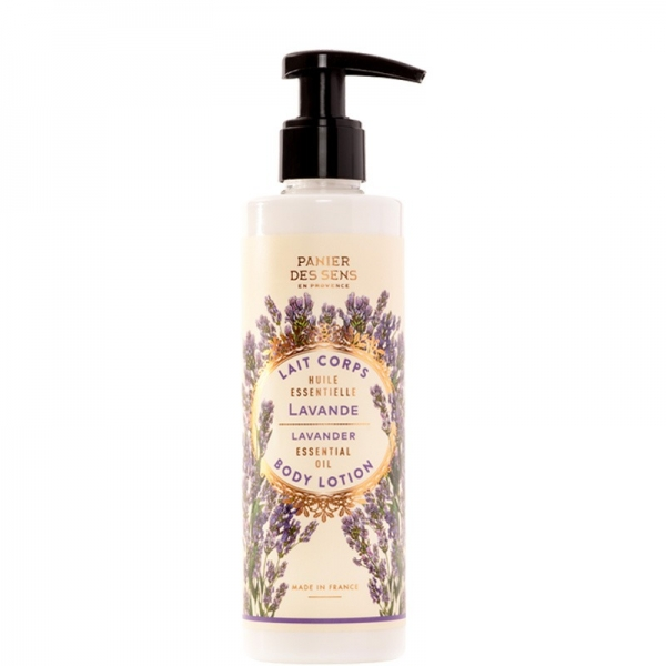 Panier des Sens Hand & Body Lotion Lavender 300ml