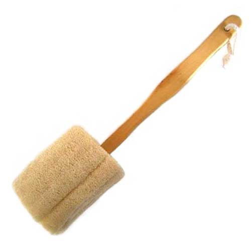 Loofah Bath Brush with rope