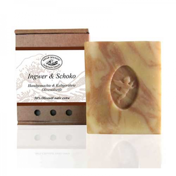 Ginger Snap Natural Soap