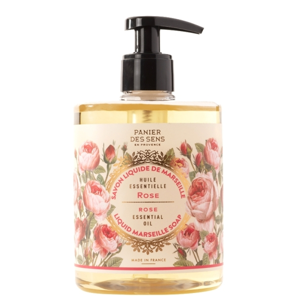 Rose Liquid marseille soap 500ml