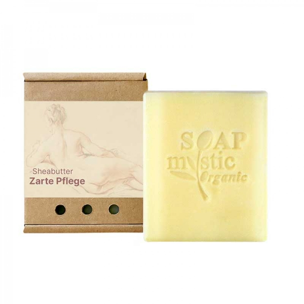 Organic Soap Sheabutter Natural
