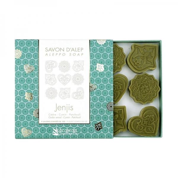 Gift Set Jenjis Aleppo Guest Soaps