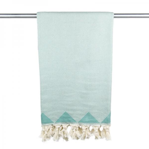 Hammam Towel Kestane jade