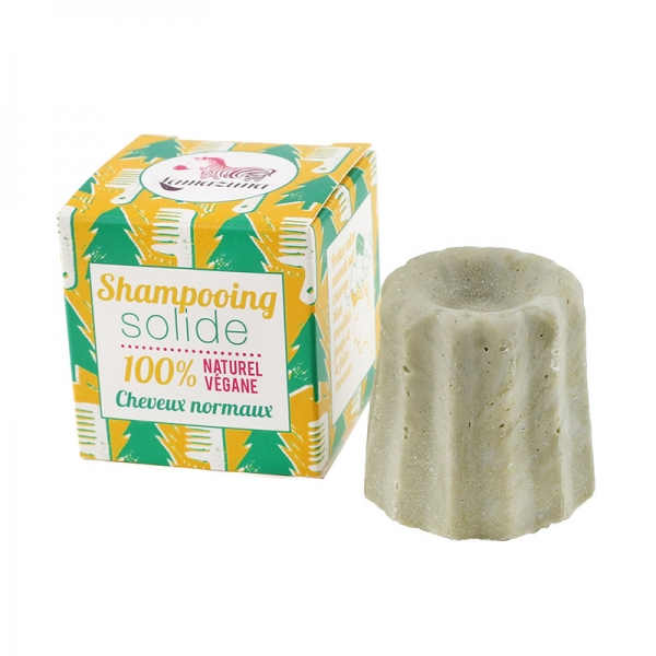 Lamazuna Solid Shampoo for normal hair
